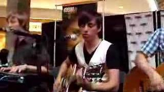 The Piano Song - A Cursive Memory @ Brea Mall 04-19-08