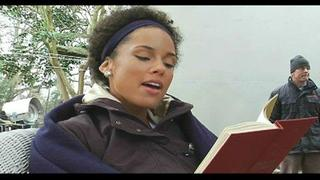 THE SECRET LIFE OF BEES: On Set With Alicia Keys
