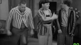 The Three Stooges - Moe Slap Happy