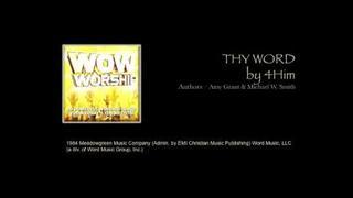 Thy Word - 4Him