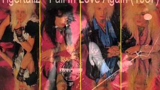 Tigertailz - Fall In Love Again (1987)