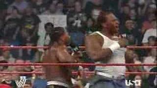 Tnt vs. Cryme Tyme WWE Raw 7-30-07