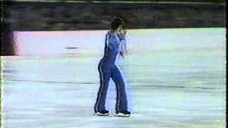 Toller Cranston - 1976 Olympics - Free Skate