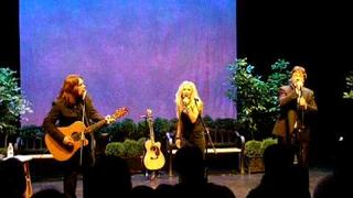 Too Far Gone, Russell Crowe, Alan Doyle & Danielle Spencer, Indoor Garden Party 1, St. John's
