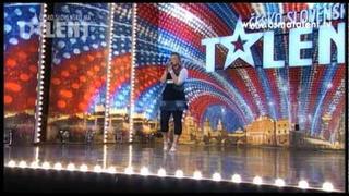 Veronika Stieblova   Česko Slovensko má talent 2010