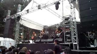 Violator - Toxic Death (METAL IN THE FOREST 2011, MÉXICO)