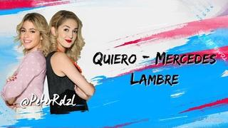 Violetta 3 - Quiero (Mercedes Lambre)