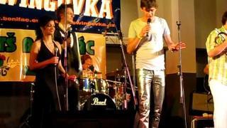 Vojta Dyk, Ondra Ruml, Marta Balážová a Top Dream Company