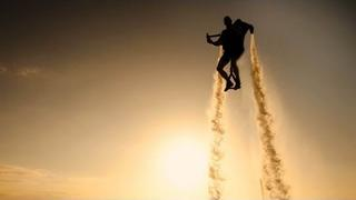 Water Jet Pack: Get High with Jetlev!