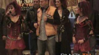 WE WILL ROCK YOU - il cast italiano su DANZA TV - parte 2