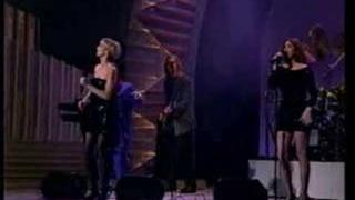 """Wilson Phillips """"Hold On"""" (Live 1991)"""