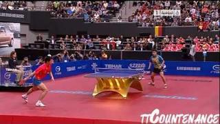 Zhang Jike vs Wang Hao WTTC 2011 Rotterdam Final