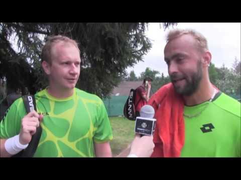 Duo Dlouhý-Jebavý po postupu do semifinále dvouhry na turnaji Futures v Jablonci n. N.