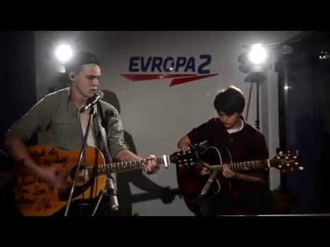 Evropa 2 Warm-Up: Mikolas Josef - Heart's On Fire (Passanger cover)