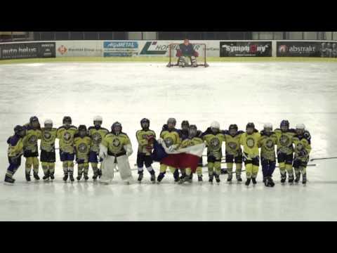 HopHopHop Challenge při podpoře MS v Hokeji