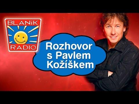 Pavel Kožíšek na rádiu Blaník