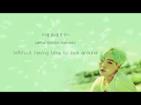 Suga - Intro: NEVER MIND