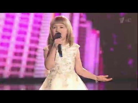 Yaroslava Degtyareva (The Voice Kids final)