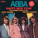 ABBA Happy New Year (None)
