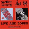Live And Loud!! - Split With ANGELIC UPSTARTS