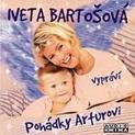 Iveta Bartošová vypráví pohádky Arturovi