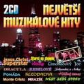2 CD Největší muzikálové hity