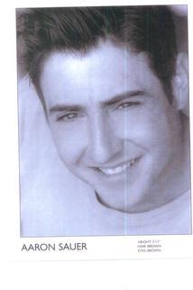 Aaron Sauer