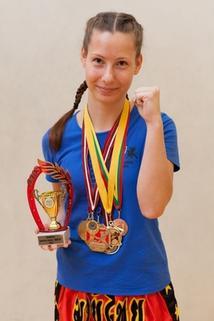 Alina Dubosa