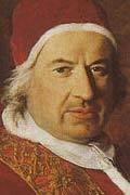 Benedikt XIV.