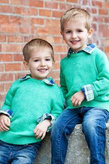 Caleb and Matthew Paddock