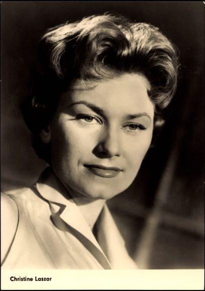 Christine Laszar