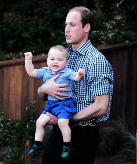 Princ George z Cambridge
