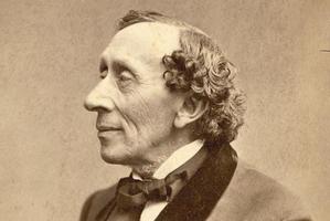 Hans Christian Andersen Osobnosti Cz