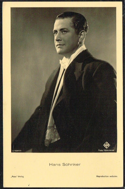 Hans Söhnker