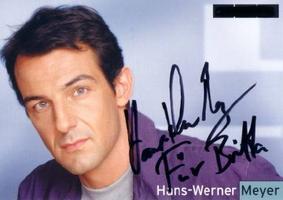 Hans Werner Meyer