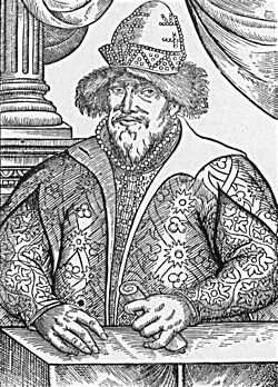 Ivan IV. Hrozný