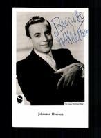 Johannes Heesters