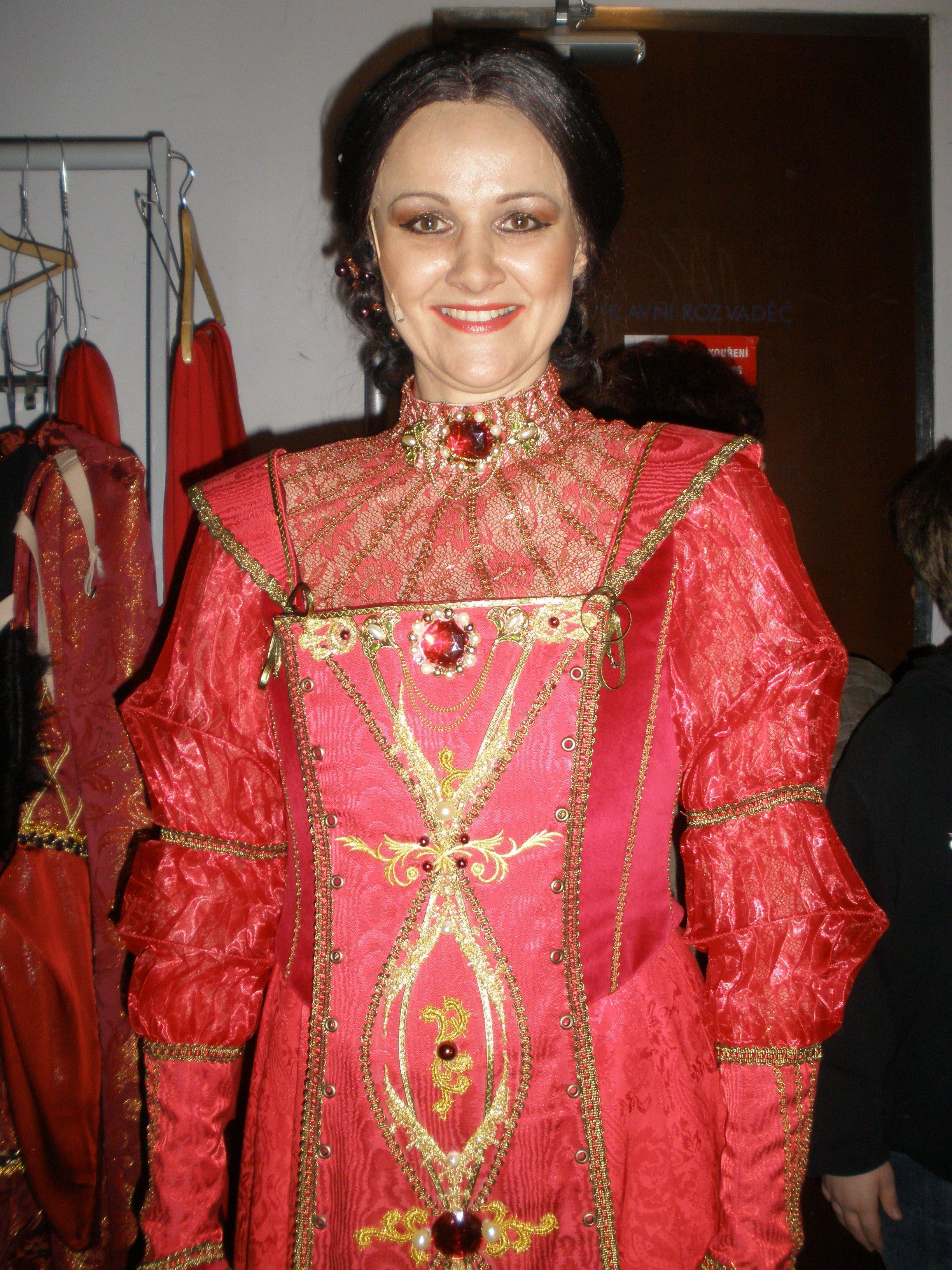 Linda Finková - Genzerová