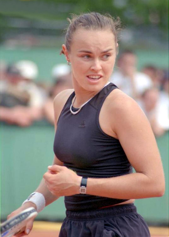 Martina Hingisová