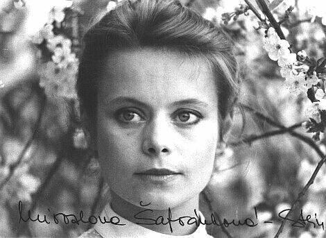 Miroslava Šafránková