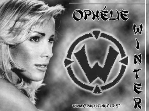 Ophélie Winter
