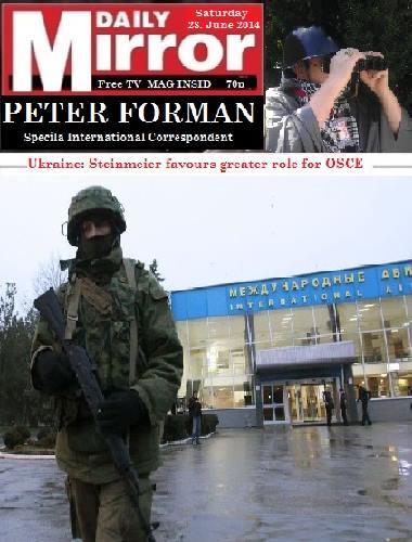 Peter Forman