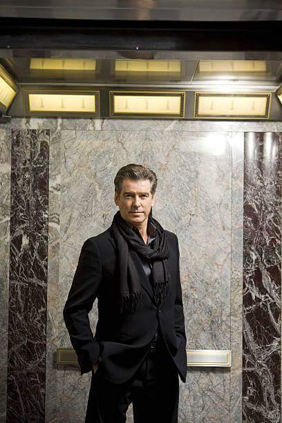Pierce Brosnan