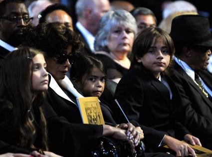 Michael Jackson jr.