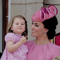 Princezna Charlotte z Cambridge