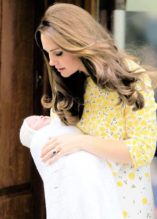 Princezna Charlotte z Cambridge
