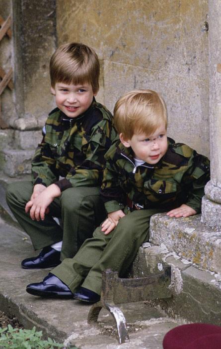 Princ William Mountbatten-Windsor