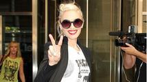 Gwen Stefani je potřetí maminkou
