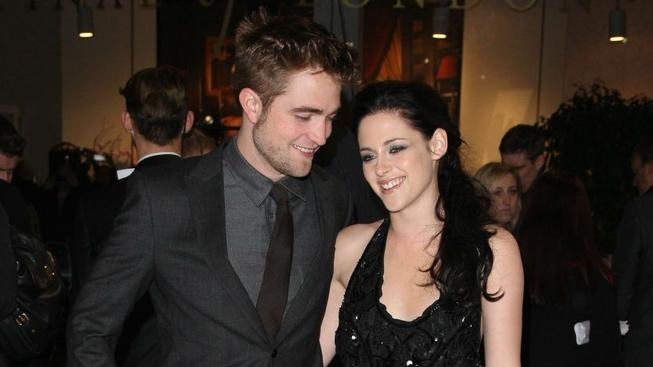 Robert Pattinson a Kristen Stewart