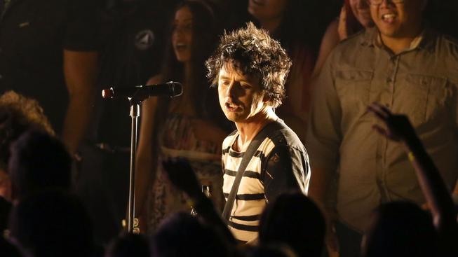 Billy Joe Armstrong z Green Day